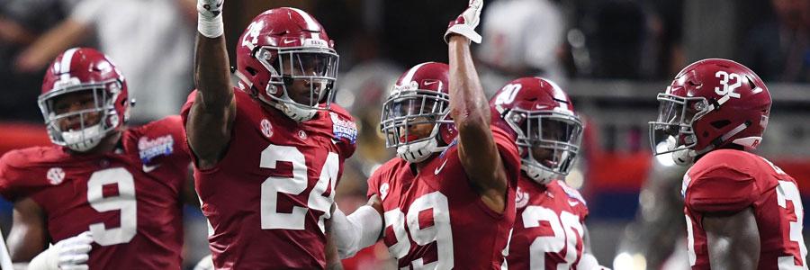 2019 SEC Championship Odds, Predictions & Picks