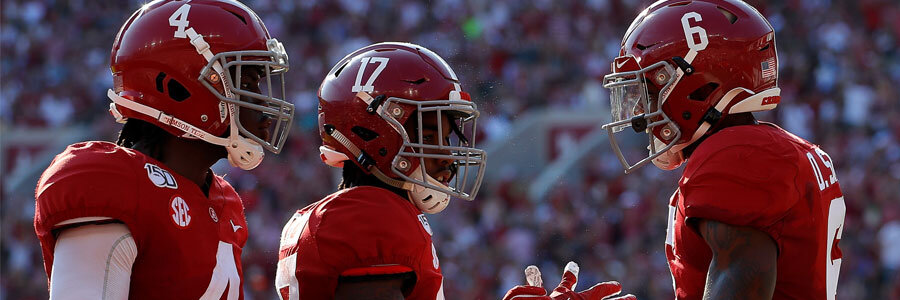 2019 College Football Week 7 Over/Under Betting Picks