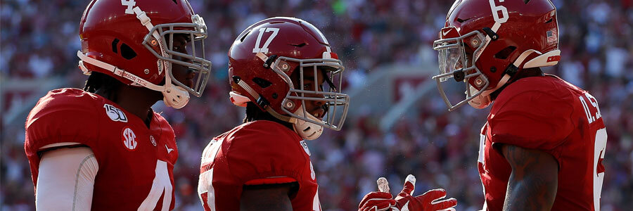 Alabama vs Texas A&M 2019 College Football Week 7 Lines & Game Preview