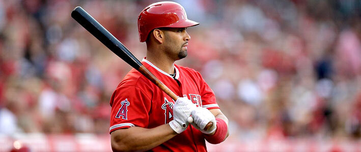 Does Albert Pujols Give the LA Angels Safer MLB Odds?