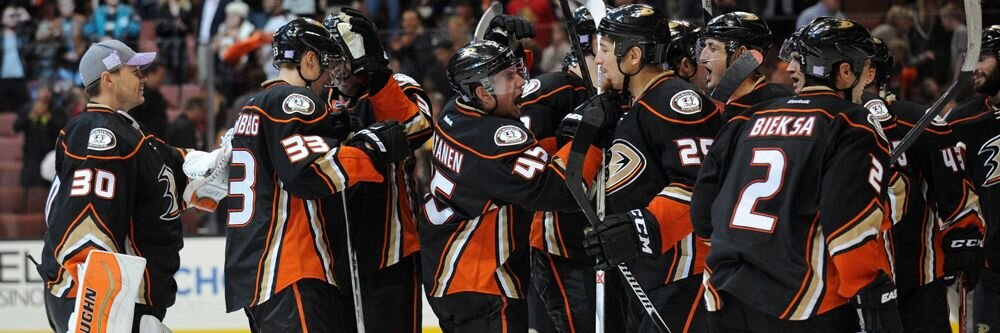 Anaheim will play against the Sharks.