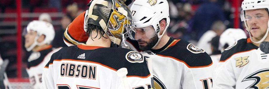 Chicago vs Anaheim NHL Lines & Expert Analysis