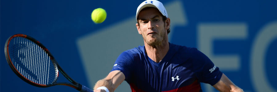 Andy Murray is one the defending champ at Wimbledon this year.