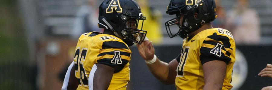 Georgia Southern vs Appalachian State 2019 College Football Week 10 Odds & Pick