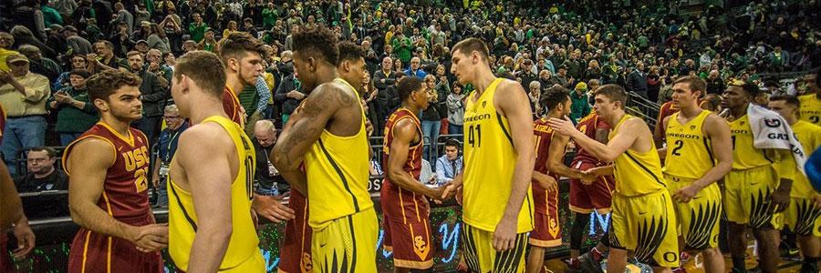 Arizona at Oregon Odds, Betting Pick & TV Info