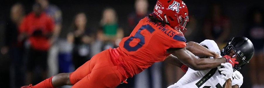 Is Arizona a safe bet for NCAA Football Week 10?