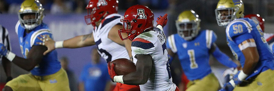 Is Arizona a safe bet for NCAA Football Week 9?