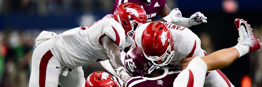 Is Arkansas a safe bet for NCAA Football Week 6?