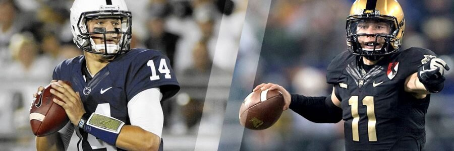 Penn State vs Army College Football Lines Report