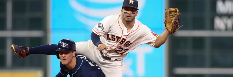 Astros vs Rays 2019 ALDS Game 4 Odds, Preview & Pick