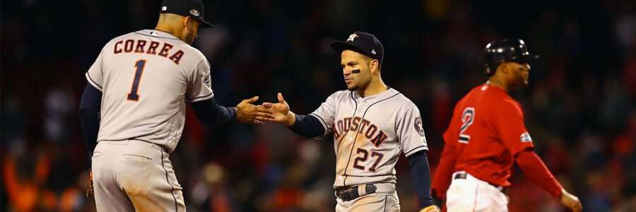 Astros vs Red Sox ALCS Game 2 Odds & Preview