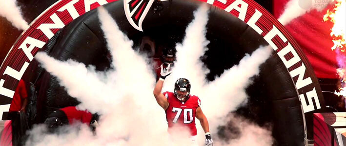 Atlanta Falcons Online Betting Preview After Week 1 of the 2015 NFL Season