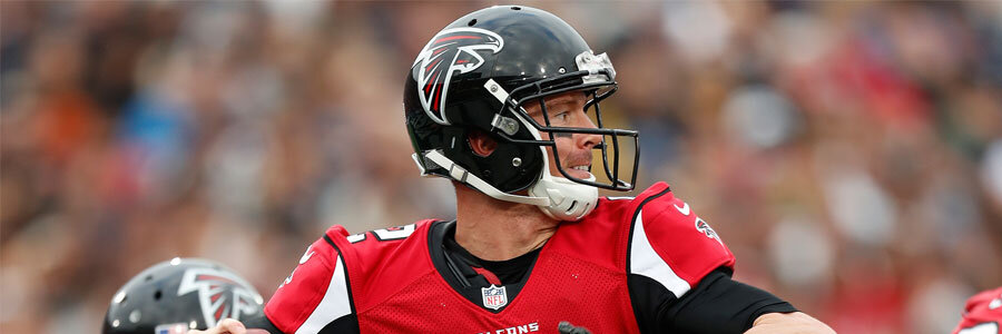 Are the Falcons a safe betting pick for NFL Week 10?
