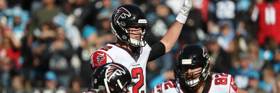 Falcons vs Buccaneers NFL Week 17 Lines & Betting Analysis