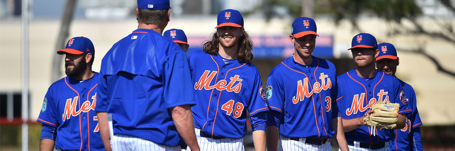Atlanta at NY Mets Baseball Pick & Betting Preview