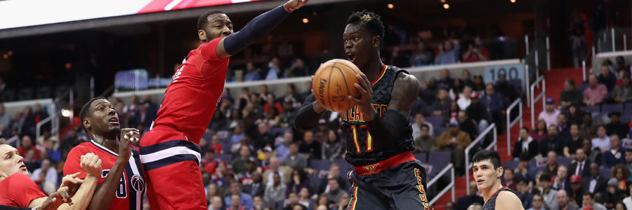 Atlanta at Washington Game 1 NBA Playoffs Betting Pick, Spread & TV Info