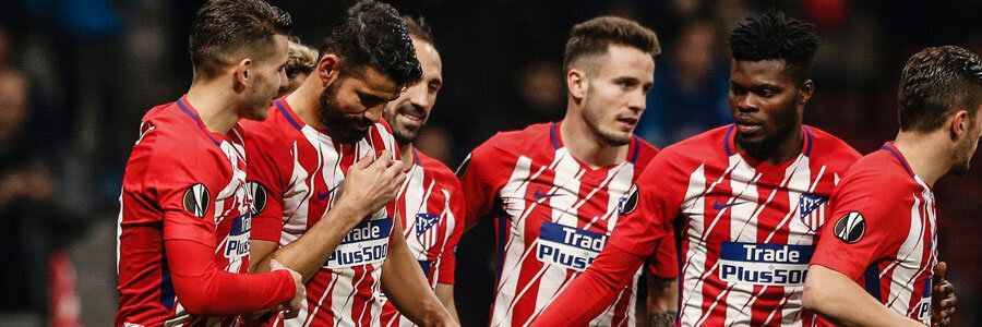 Is Atletico Madrid a safe bet ot win the 2018 UEL Final?