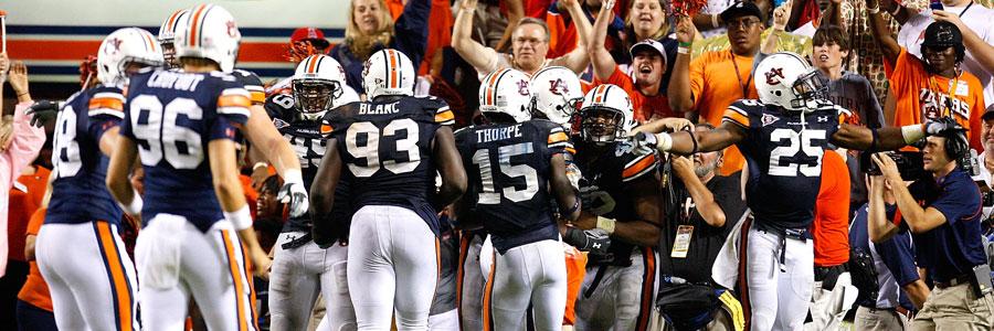 Is Auburn a safe NCAAF betting pick vs. Washington?