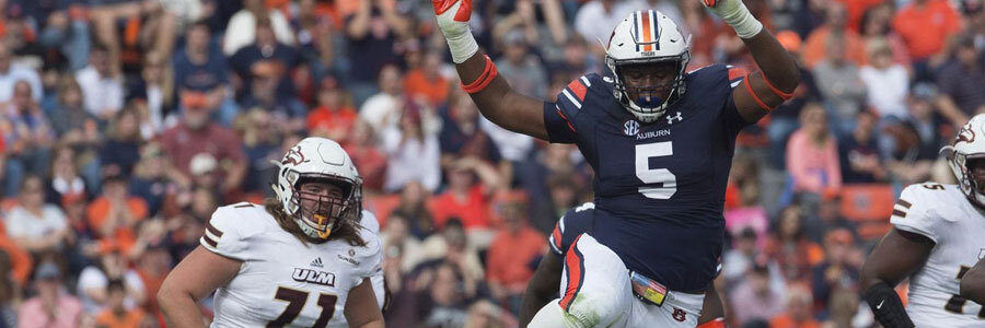 Is Auburn a safe bet for NCAA Football Week 10?