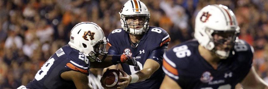 Is Auburn a safe bet for NCAA Football Week 5?