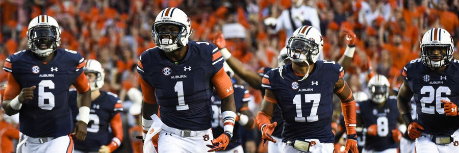 Clemson vs Auburn College Football Week 1 Free Pick