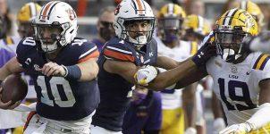 Auburn vs. Northwestern Citrus Bowl Odds | 2020 NCAAF Expert Betting Analysis