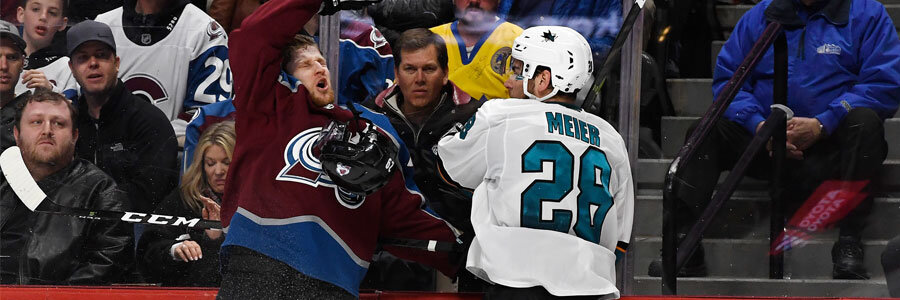 Avalanche vs Sharks Stanley Cup Playoffs Game 5 Odds, Preview, and Pick