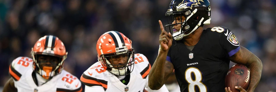 Are the Ravens a safe bet in the NFL Wild Card round?