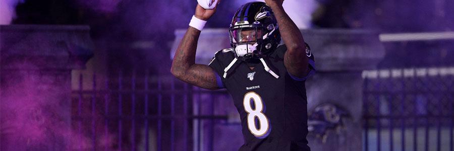 Baltimore Ravens 2020 NFL Postseason Betting Prediction