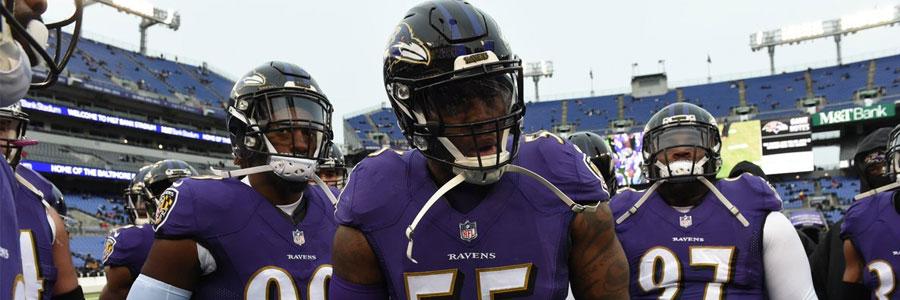 Ravens at Steelers NFL Week 4 Spread & Prediction