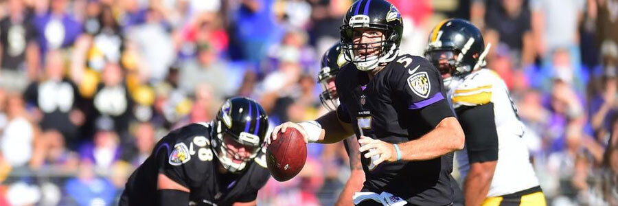 Are the Ravens a safe betting pick in Week 7?