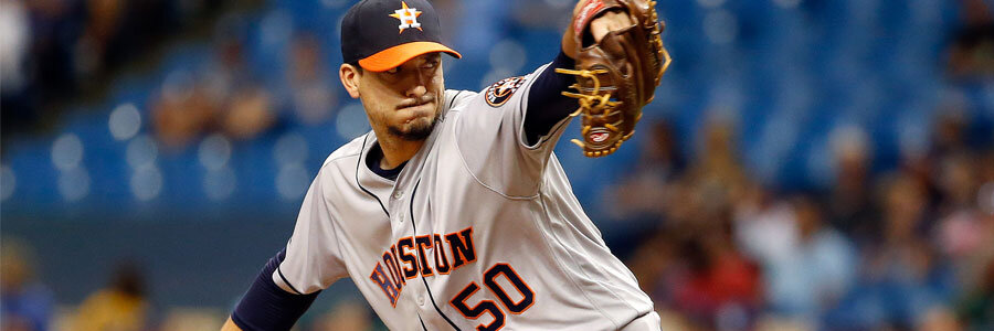 Baltimore at Houston Friday Night MLB Betting Prediction & Pick