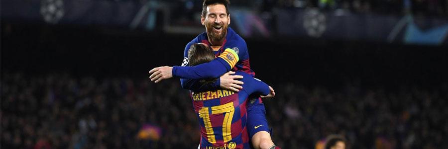 Atletico Madrid vs Barcelona 2019 La Liga Odds & Game Preview