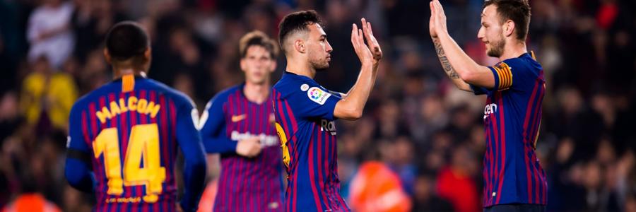 Barcelona vs Tottenham 2018 Champions League Odds & Prediction