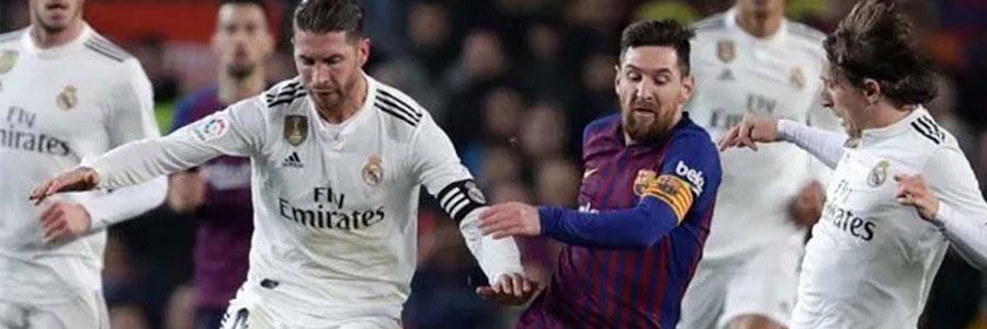 Barcelona vs Real Madrid 2019 La Liga Odds, Prediction & Analysis