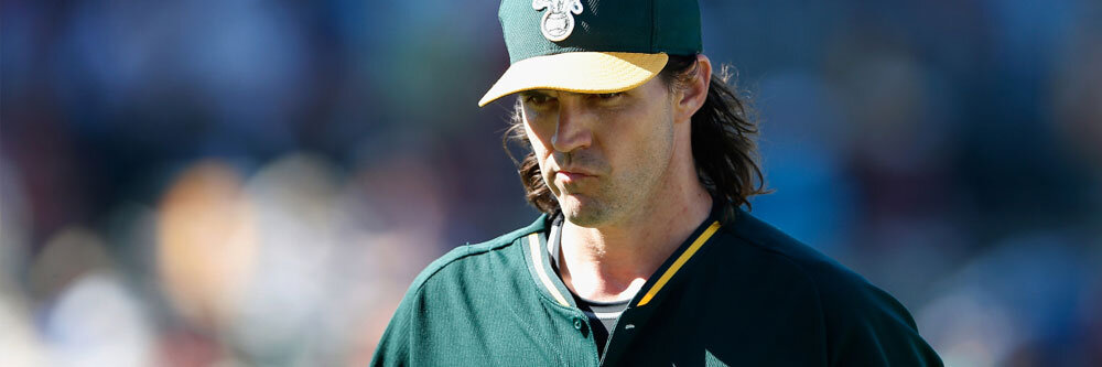 Oakland A's MLB Betting Odds with Return of Barry Zito