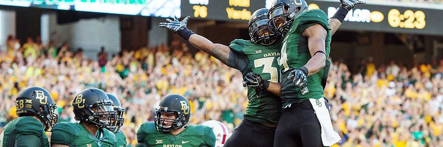 Baylor vs SMU College Football Betting Game Preview