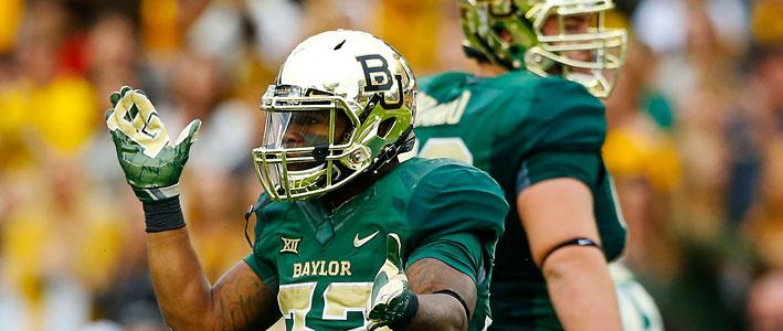 Baylor Bears NCAA Football Odds Season Preview