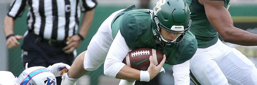 Baylor at Oklahoma NCAA Football Week 5 Odds & Preview