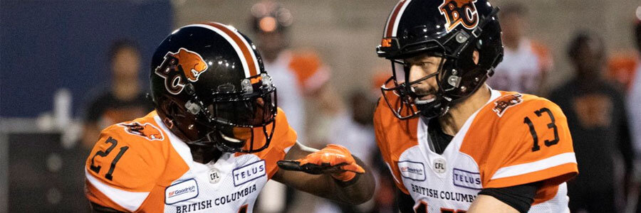 CFL Week 14 Odds, Preview and Picks