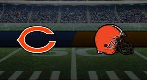 Bears vs Browns Result NFL Score