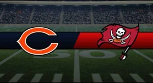 Bears vs Buccaneers Result NFL Score
