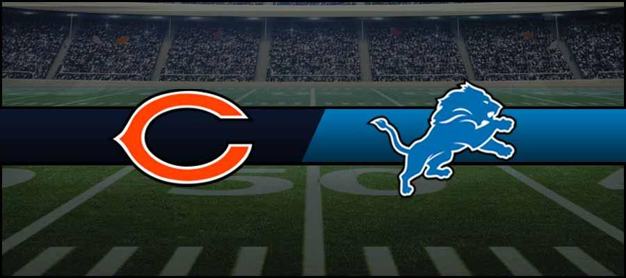 Bears vs Lions Result NFL Score