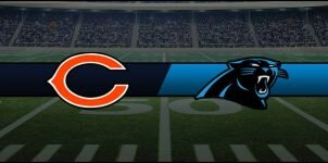 Bears vs Panthers Result NFL Score