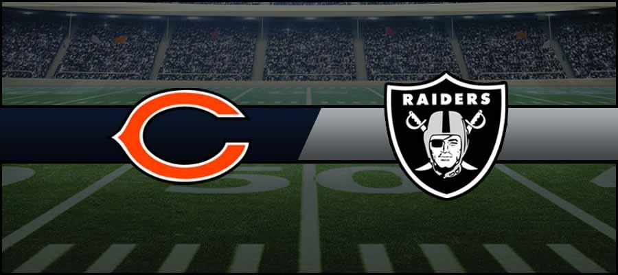 Bears vs Raiders Result NFL Score
