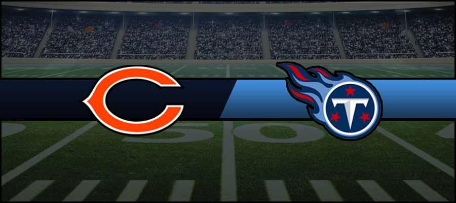 Bears vs Titans Result NFL Score