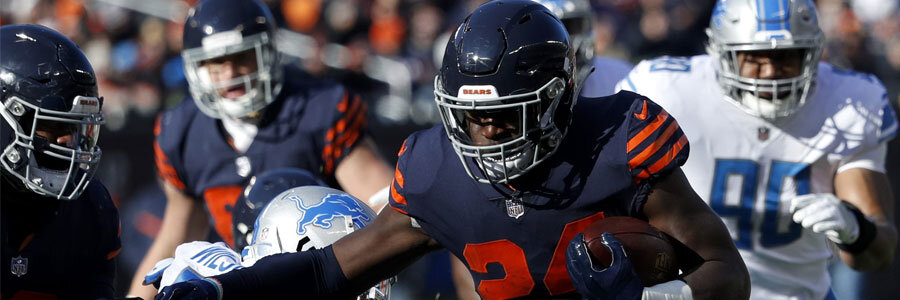 Bears vs Lions 2019 NFL Week 13 Odds, Preview & Pick