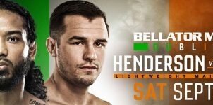 Bellator 227 Odds, Henderson vs Jury Betting Preview and Picks