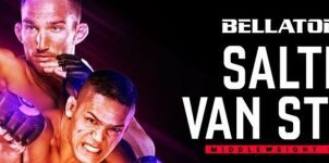 Bellator 233 Odds, Salter vs Van Steenis Betting & Predictions