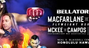 Bellator 236 Odds, MacFarlane vs Jackson Betting & Event Preview